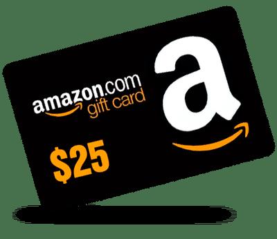 amazon giftcard 25